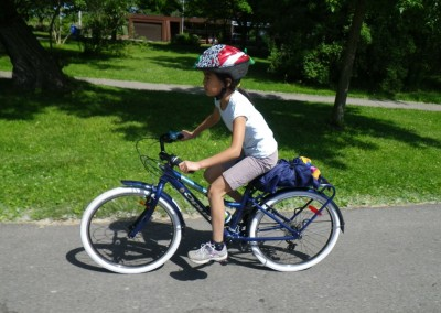 Learning to be Healthy is Like Learning to Ride a Bike