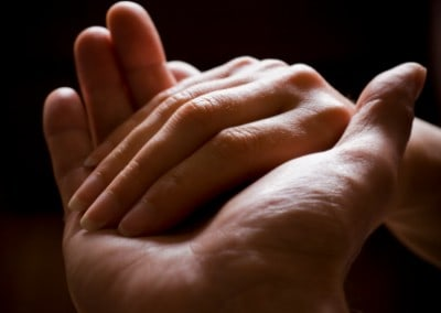 How touch strengthens your immune system