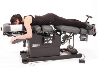 Three ways flexion-distraction helps heal the intervertebral disc