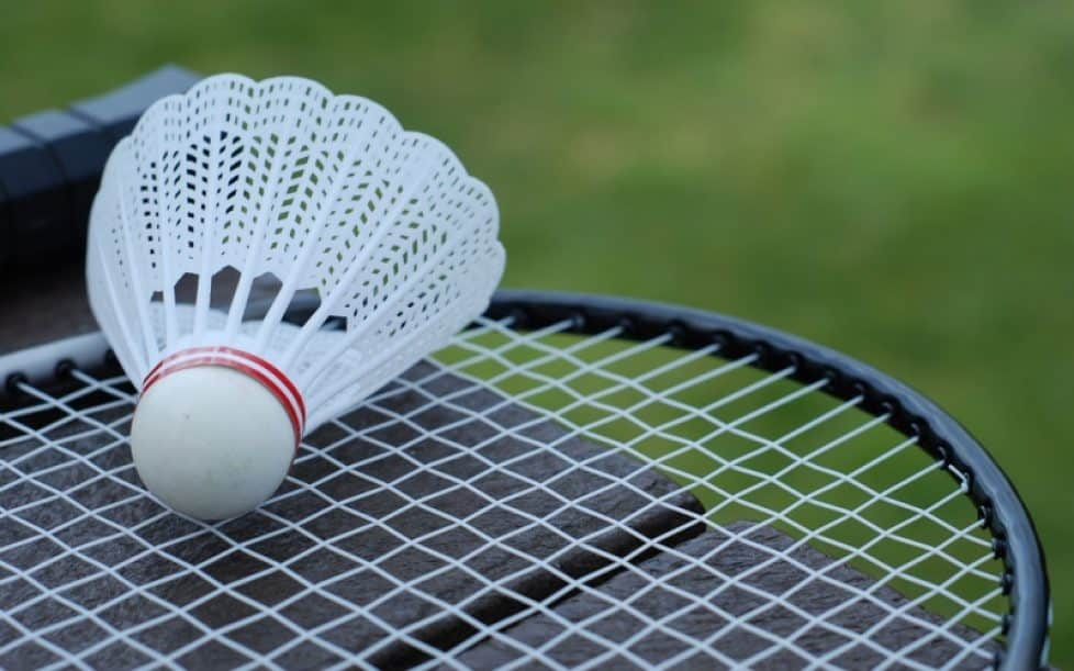 Why badminton is so good for you