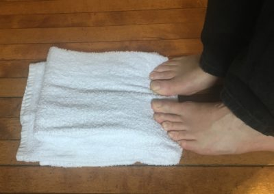 Best exercise to strengthen your toes