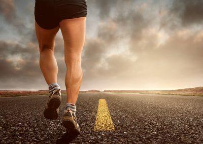 I'm running a half marathon. Chapter 2: the training plan