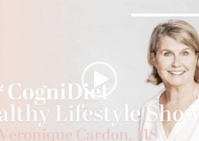 The importance of touch – Dr. Lavine interviewed by Veronique Cardon