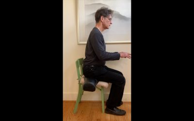 How to get out of a chair
